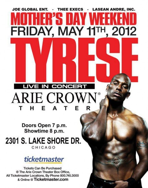 Tyrese Chicago