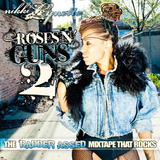 Nikki Lynette Roses N' Guns 2