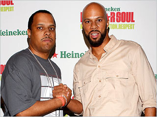 NO I.D. with Common