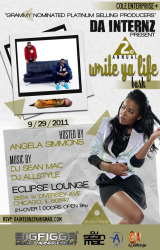 2nd Annual Write Ya Life Bash